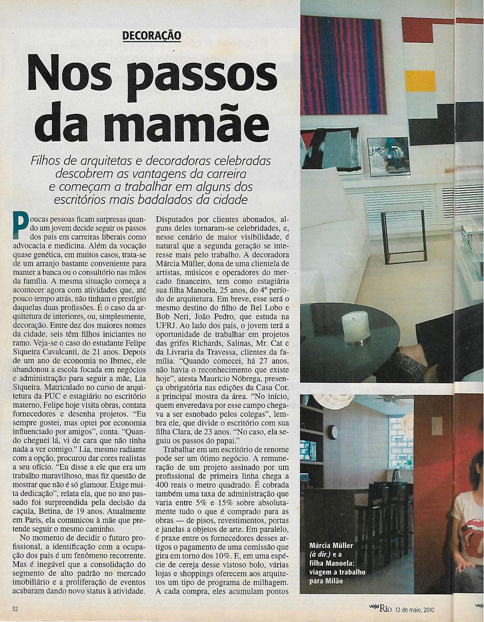 Revista Veja Rio
