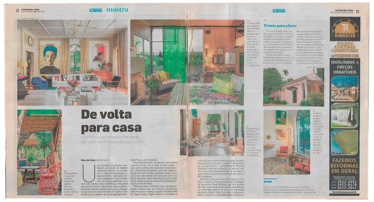 Casa – O Estado de São Paulo
